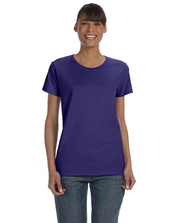 Gildan Ladies' Heavy Cotton™ T-Shirt LILAC