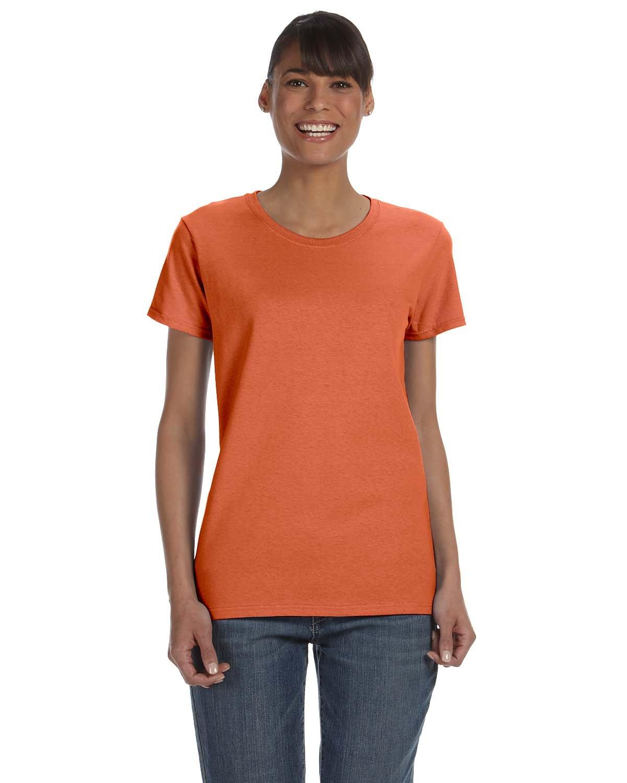 Gildan Ladies' Heavy Cotton™ T-Shirt SUNSET