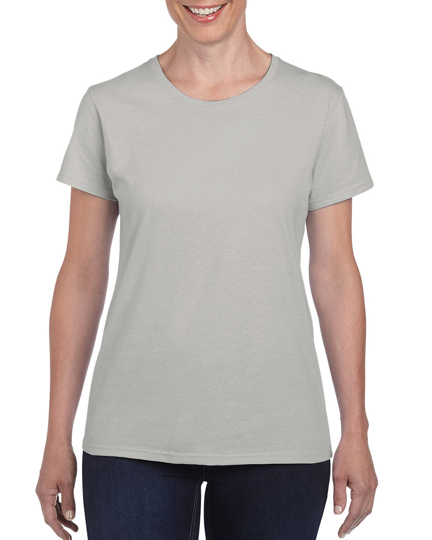 Gildan Ladies' Heavy Cotton™ T-Shirt ICE GREY