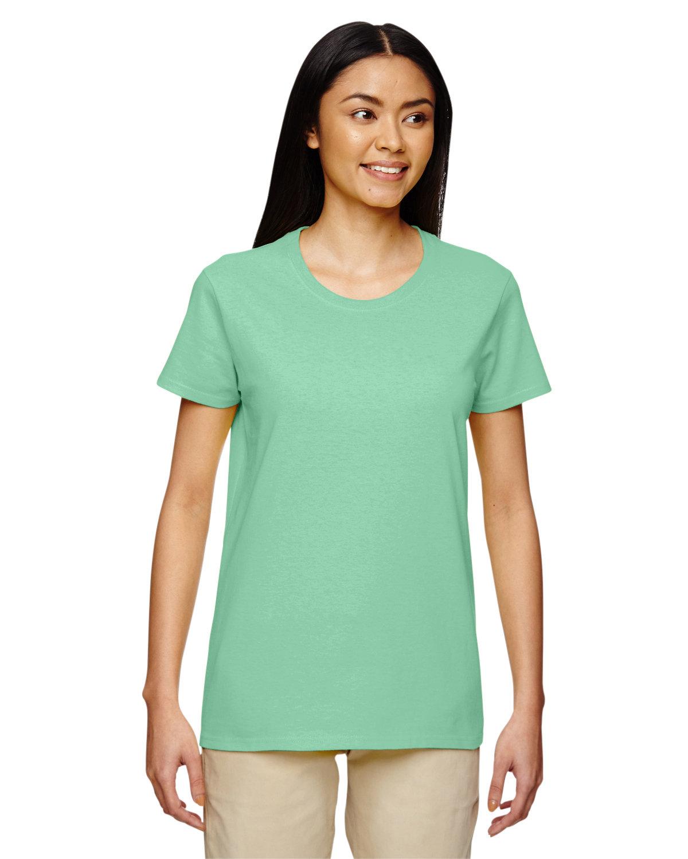 Gildan Ladies' Heavy Cotton™ T-Shirt MINT GREEN