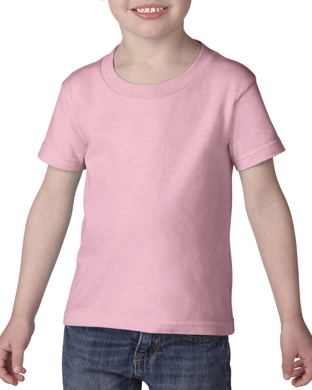Gildan Toddler Heavy Cotton™ T-Shirt LIGHT PINK
