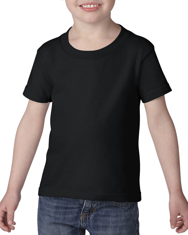 Gildan Toddler Heavy Cotton™ T-Shirt BLACK