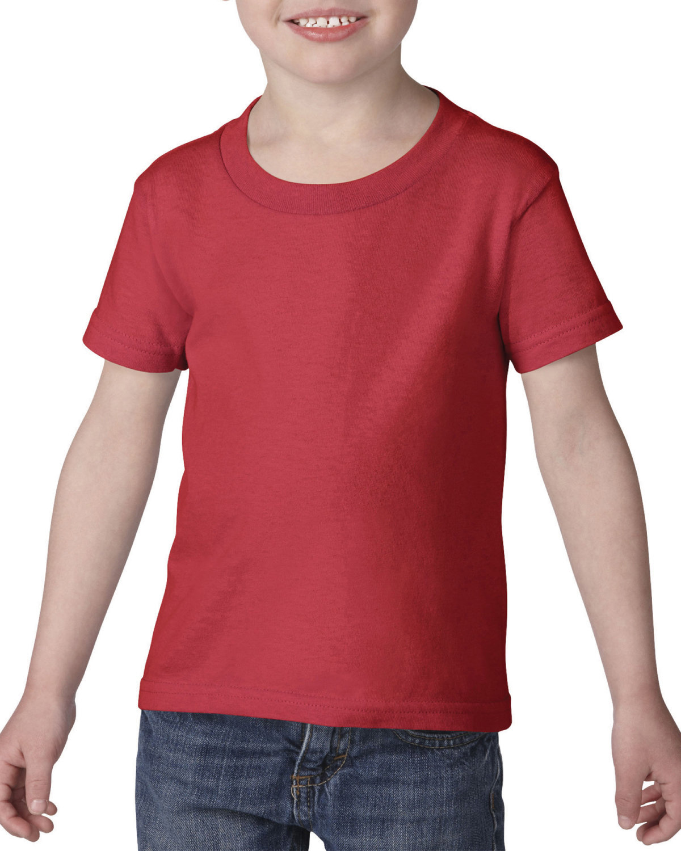 Gildan Toddler Heavy Cotton™ T-Shirt RED