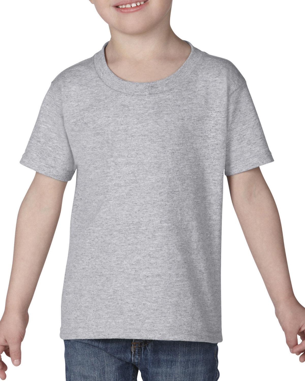 Gildan Toddler Heavy Cotton™ T-Shirt SPORT GREY