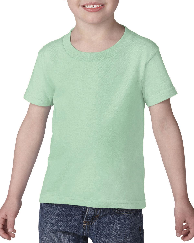 Gildan Toddler Heavy Cotton™ T-Shirt MINT GREEN