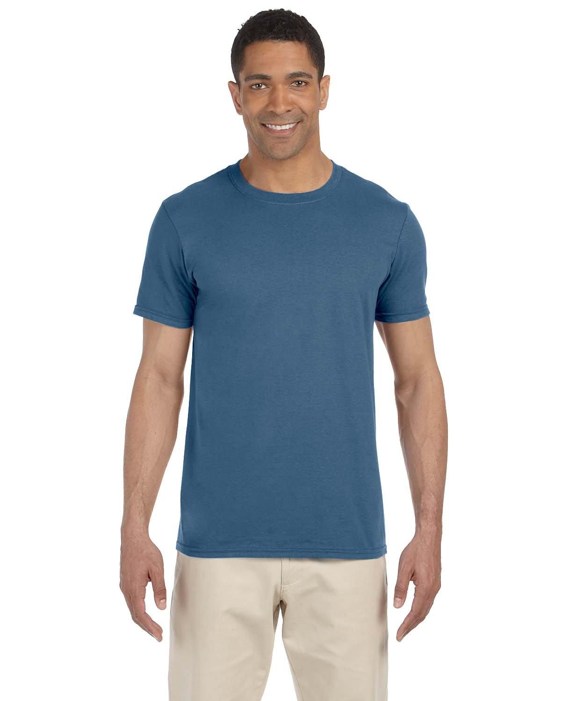 Gildan Adult Softstyle® T-Shirt INDIGO BLUE