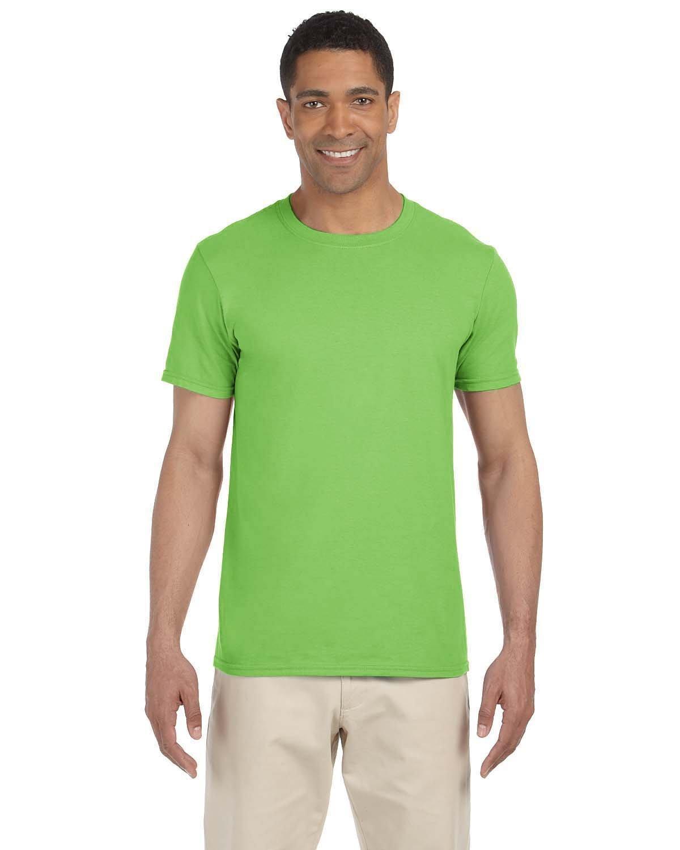 Gildan Adult Softstyle® T-Shirt LIME