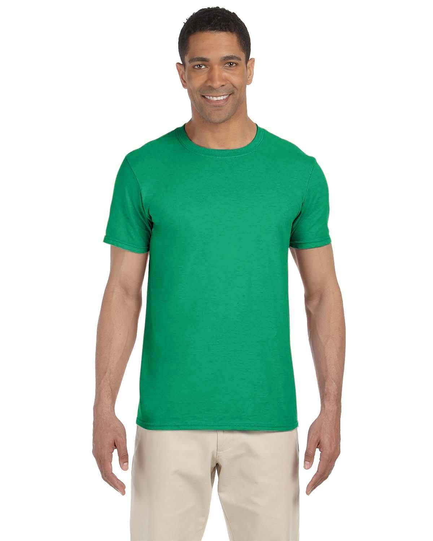Gildan Adult Softstyle® T-Shirt KELLY GREEN