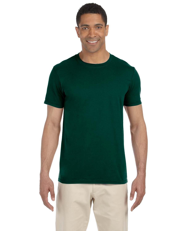 Gildan Adult Softstyle® T-Shirt FOREST GREEN