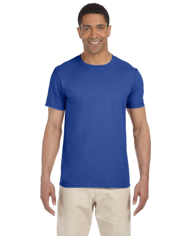 Gildan Adult Softstyle® T-Shirt METRO BLUE