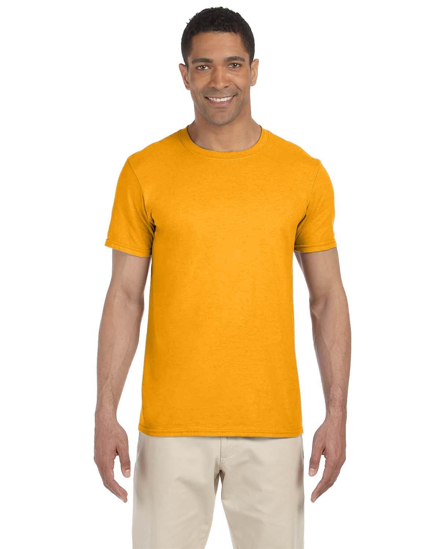 Gildan Adult Softstyle® T-Shirt GOLD