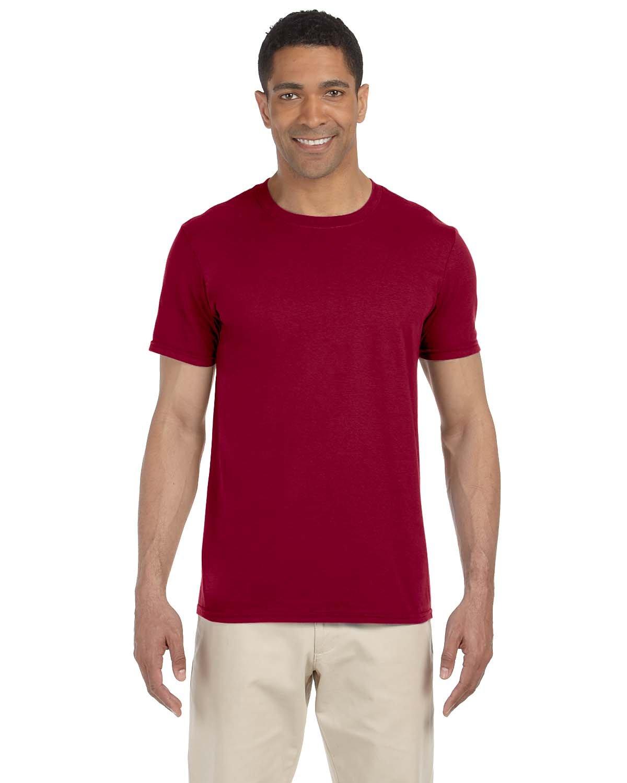Gildan Adult Softstyle® T-Shirt CARDINAL RED