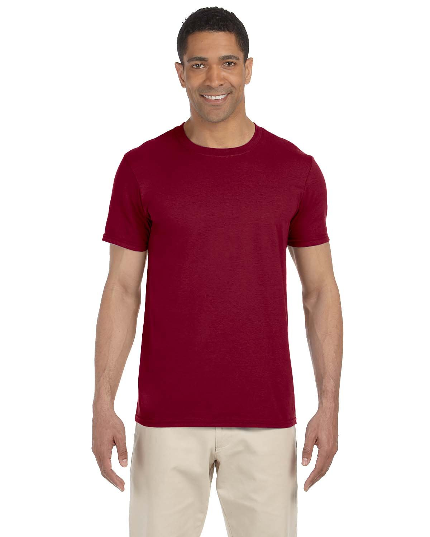 Gildan Adult Softstyle® T-Shirt ANTIQ CHERRY RED