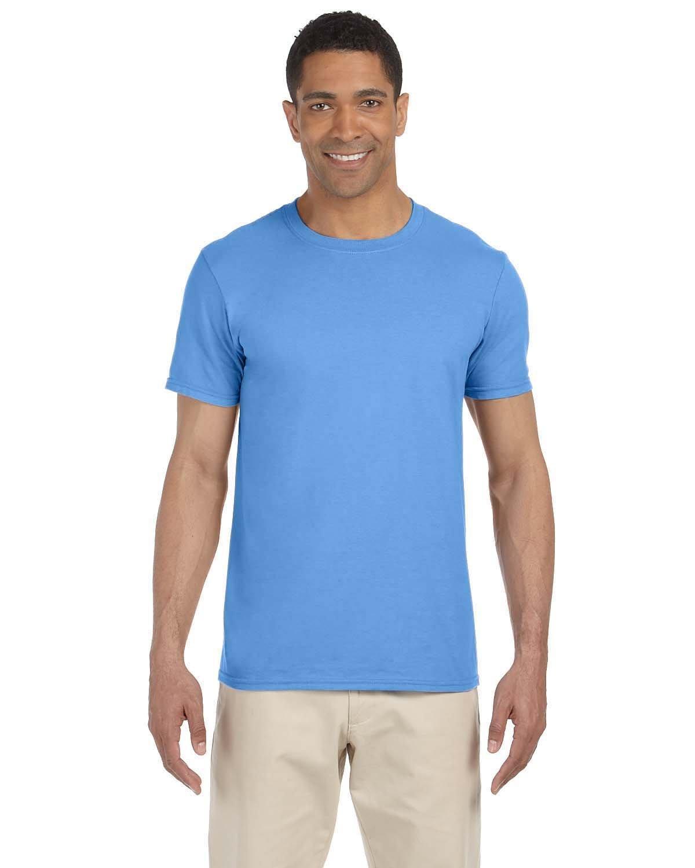 Gildan Adult Softstyle® T-Shirt CAROLINA BLUE