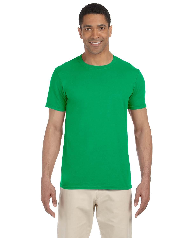Gildan Adult Softstyle® T-Shirt IRISH GREEN