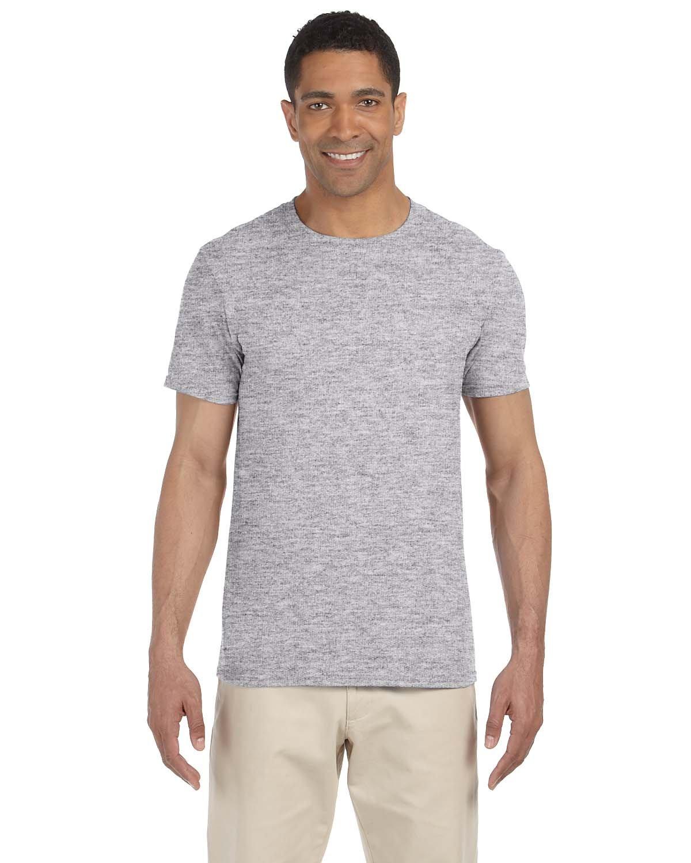Gildan Adult Softstyle® T-Shirt RS SPORT GREY