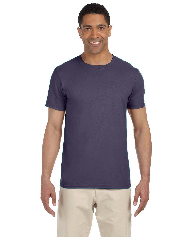 Gildan Adult Softstyle® T-Shirt BLACKBERRY