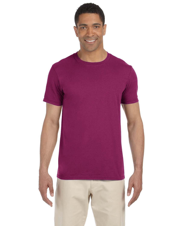 Gildan Adult Softstyle® T-Shirt BERRY