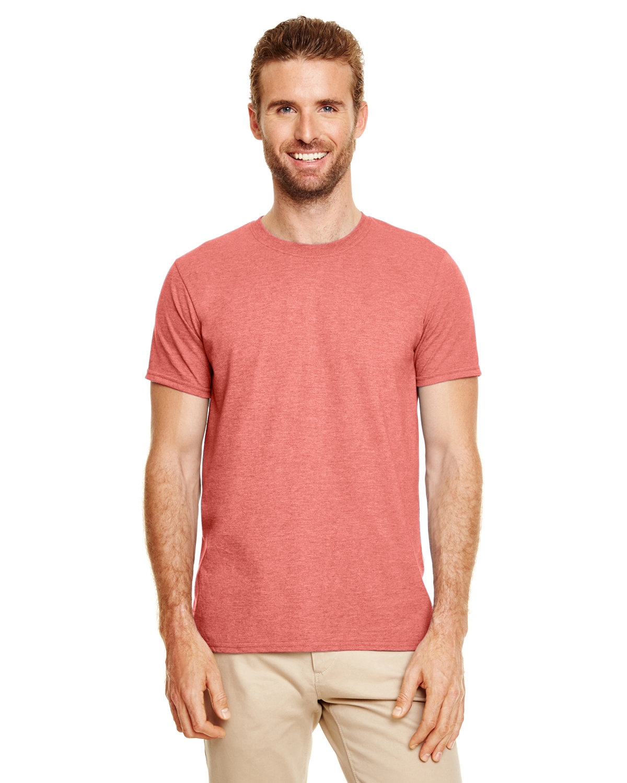 Gildan Adult Softstyle® T-Shirt HEATHER BRONZE