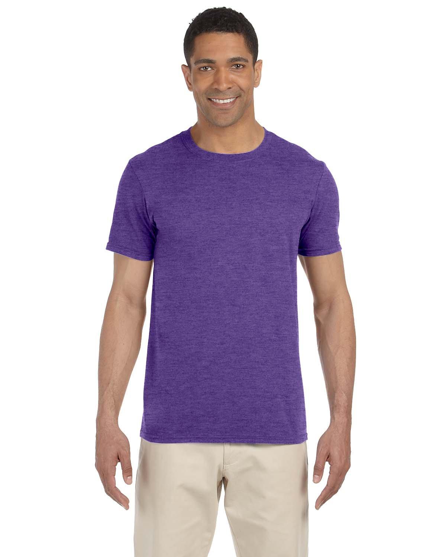 Gildan Adult Softstyle® T-Shirt HEATHER PURPLE