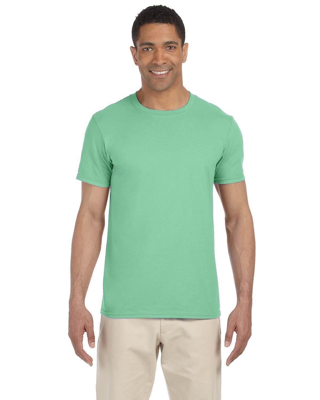 Gildan Adult Softstyle® T-Shirt MINT GREEN