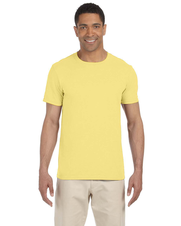 Gildan Adult Softstyle® T-Shirt CORNSILK
