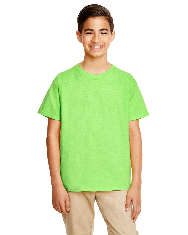 Gildan Youth Softstyle® 4.5 oz. T-Shirt LIME