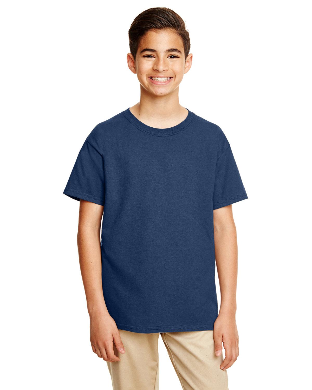 Gildan Youth Softstyle® 4.5 oz. T-Shirt NAVY