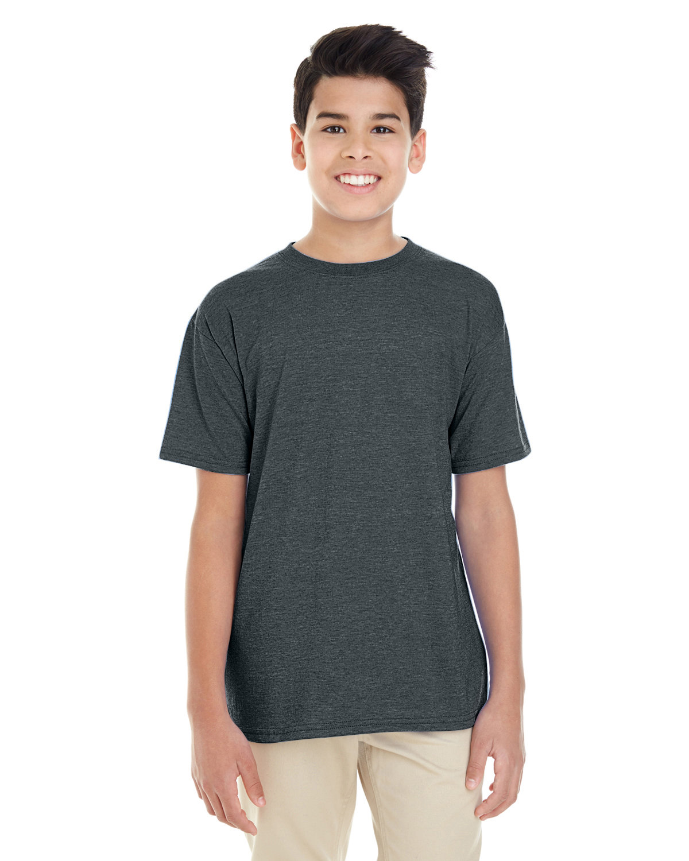 Gildan Youth Softstyle® 4.5 oz. T-Shirt DARK HEATHER