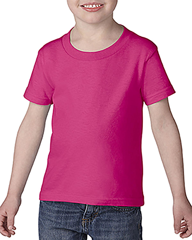 Gildan Toddler Softstyle® 4.5 oz. T-Shirt HELICONIA