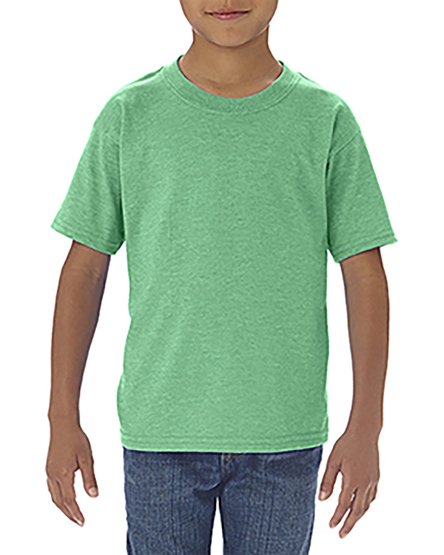 Gildan Toddler Softstyle® 4.5 oz. T-Shirt HTHR IRISH GREEN
