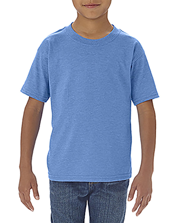 Gildan Toddler Softstyle® 4.5 oz. T-Shirt HEATHER ROYAL