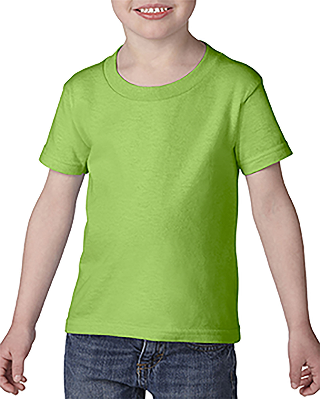 Gildan Toddler Softstyle® 4.5 oz. T-Shirt LIME