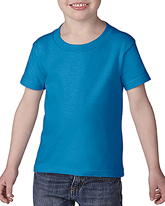 Gildan Toddler Softstyle® 4.5 oz. T-Shirt SAPPHIRE