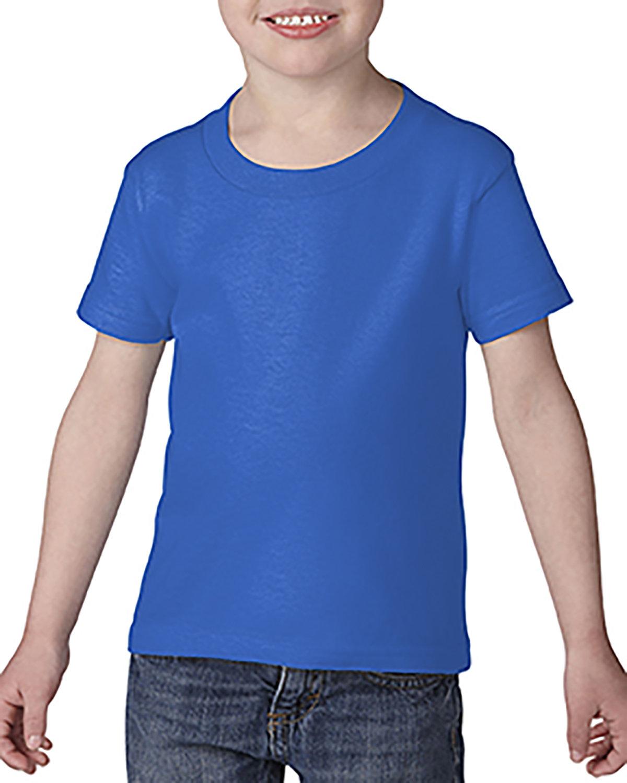 Gildan Toddler Softstyle® 4.5 oz. T-Shirt ROYAL