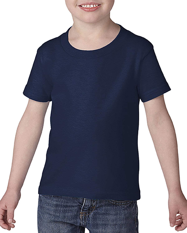 Gildan Toddler Softstyle® 4.5 oz. T-Shirt NAVY
