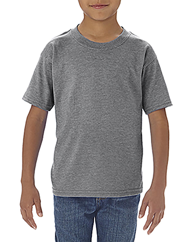 Gildan Toddler Softstyle® 4.5 oz. T-Shirt GRAPHITE HEATHER