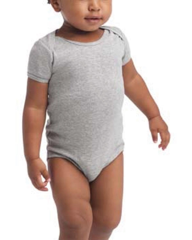 Gildan Softstyle® Infant Bodysuit RS SPORT GREY