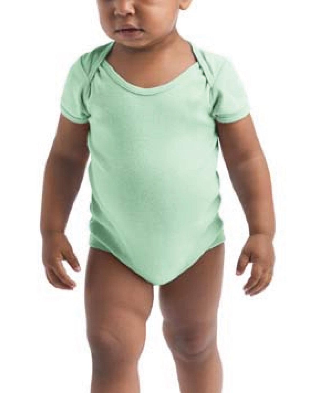 Gildan Softstyle® Infant Bodysuit MINT GREEN