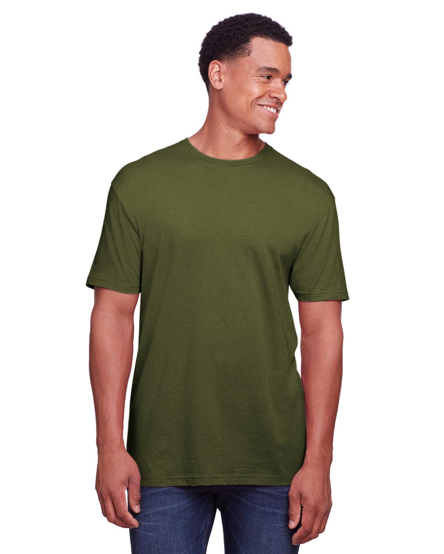 Gildan Men's Softstyle CVC T-Shirt CACTUS