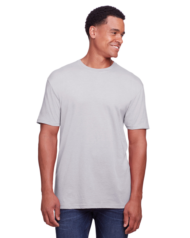 Gildan Men's Softstyle CVC T-Shirt CEMENT