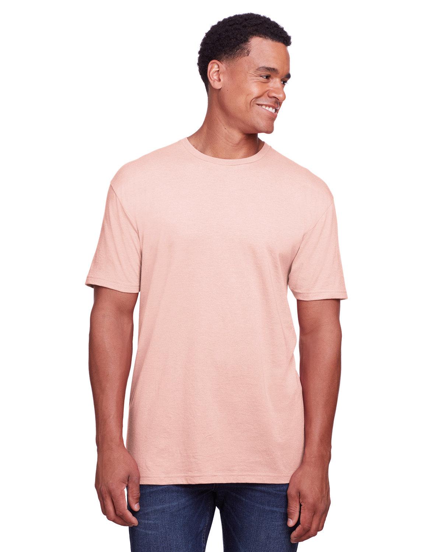 Gildan Men's Softstyle CVC T-Shirt DUSTY ROSE