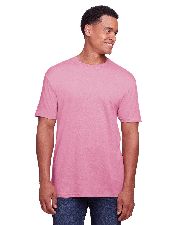 Gildan Men's Softstyle CVC T-Shirt PLUMROSE