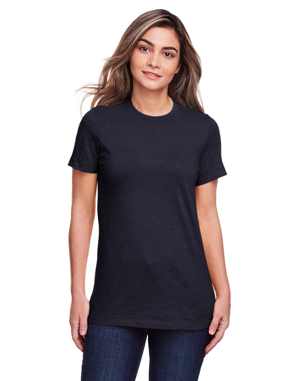 Gildan Ladies' Softstyle CVC T-Shirt NAVY MIST