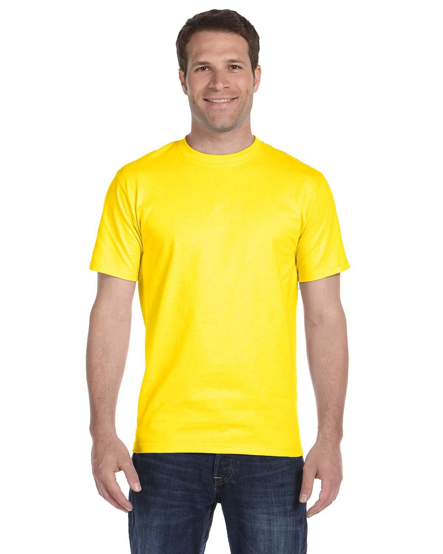 Gildan Adult 5.5 oz., 50/50 T-Shirt DAISY