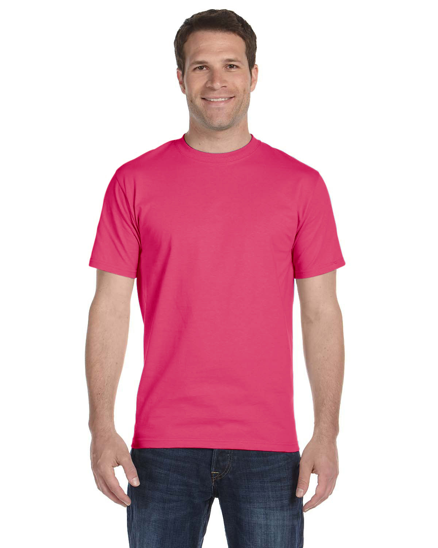 Gildan Adult 5.5 oz., 50/50 T-Shirt HELICONIA
