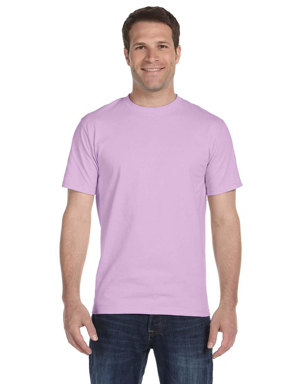 Gildan Adult 5.5 oz., 50/50 T-Shirt ORCHID