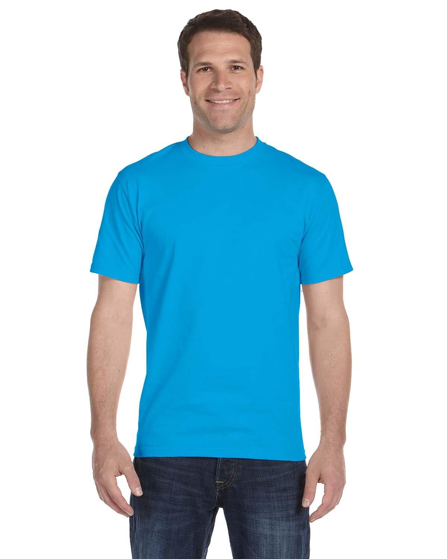 Gildan Adult 5.5 oz., 50/50 T-Shirt SAPPHIRE