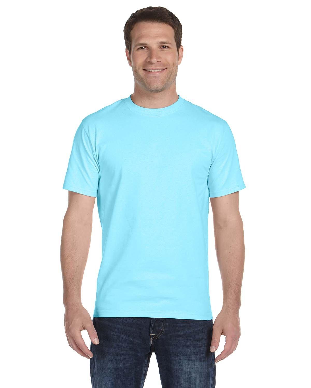 Gildan Adult 5.5 oz., 50/50 T-Shirt SKY