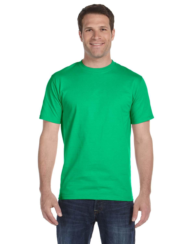 Gildan Adult 5.5 oz., 50/50 T-Shirt IRISH GREEN
